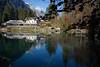 Blausee reflections (Toni_V) Tags: m2402146 rangefinder digitalrangefinder messsucher leica leicam mp typ240 28mm elmaritm elmaritm12828asph hiking wanderung blausee mitholz kandersteg kandertal bergsee mountainlake alps alpen reflections berneroberland berneseoberland switzerland schweiz suisse svizzera svizra europe blue landscape nature ©toniv 2016 161112