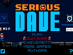 認真的大叔(Serious Dave)
