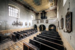 (satanclause) Tags: abandoned church verlassene kirch oputn kostel czech bohemia urbex hdr