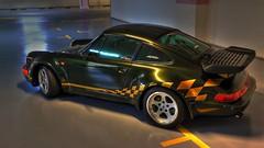 Charlotte underground photoshoot (Infinite Legends) Tags: porsche 911 964 carrera turbo