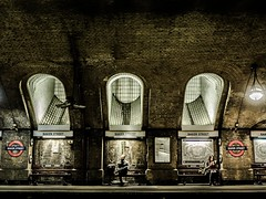 Baker Street Tube Station (The Ultimate Photographer) Tags: bakerstreet london tubestation explore streetphotography theultimatephotographer tube underground olympus em1 photography