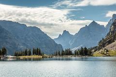 Lake Solitude (GlobalGoebel) Tags: canoneos5dmarkiii canonef24105mmf4lisusm 24105mm grand teton national park backountry lakesolitude lake solitude mountain mountains wyoming tetoncresttrail