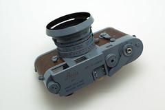 RAF Navy Blue Leica M2-R w/Summicron 35mm f2 Type 4 (Japancamerahunter) Tags: camera cameraporn film filmcamera japancamerahunter leica leicaporn