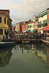 A5842VENb (preacher43) Tags: burano island venice italy architecture color canals boats