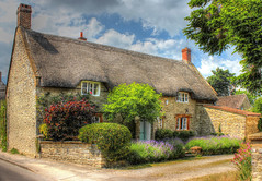 Pettie's Farmhouse * (clivea2z) Tags: unitedkingdom greatbritain england dorset yetminster cottage thatchedcottage farmhouse village