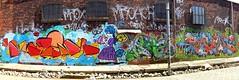 Newtown Story Board (Mr Baggins) Tags: newtown graffiti streetart jozi johannesburg sonynex6 mein mars ladyaiko bias