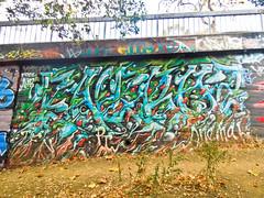 (gordon gekkoh) Tags: enero oakland graffiti