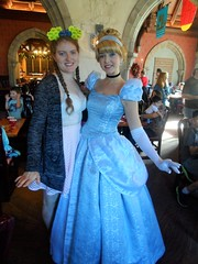 Florida 2016 (Elysia in Wonderland) Tags: orlando florida elysia holiday 2016 disney world epcot akershus royal banquet hall norway pavilion cinderella princess breakfast storybook character meet greet lucy