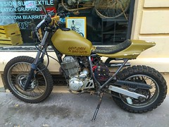 Caferacer, Biarritz!