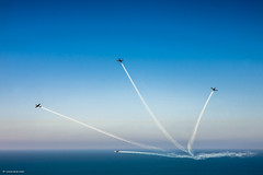 IMG_2129 (xnir) Tags: happy israel telaviv team day force aviation air tel aviv independence t6 aerobatic nir 66th texanii benyosef xnir  idfaf
