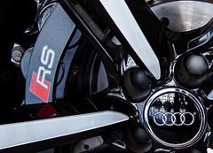 Audi RS7 (Rami Khanna-Prade) Tags: car logo voiture german rim audi sportscar bru exhausts exhaustpipe ebbr jantes sigle airportterminal rs7 aerogare potdchappement brusselszaventemairport audirs7