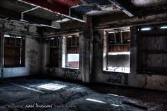 A Room Divided 2 (DugieUK) Tags: urban rotting empty exploring rusty explore forgotten exploration derelict urbex