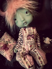 """Holly Wood "" ma boubouille d'amour #humpty#dumpty#mint#limited#bjd#neferkane#Artist (Les créations du papillon) Tags: mint bjd humpty dumpty limited neferkane"
