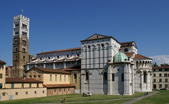 Lucca, Duomo San Martino (St. Martin's Cathedral) (HEN-Magonza) Tags: italien italy italia lucca tuscany toscana toskana stmartinscathedral duomosanmartino domstmartin domsanktmartin