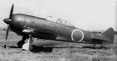"The Nakajima Ki-44 Shōki (鍾馗, Zhong Kui). The Ki-44-2c version of the ""Tojo"" was armed with the relatively compact Ho-301 40mm heavy cannon firing caseless ammunition that was only useful at near point blank range due to very low muzzle velocity. It was used against B-29s by one special kamikaze unit (a company of four aircraft minimum) of the 47th Sentai, which specialized in bomber collision tactics,"