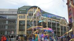 Berlin Hackescher Markt Bubblenbo