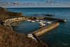 Port Racine (RVBO) Tags: port couleurs normandie paysage fujix100s
