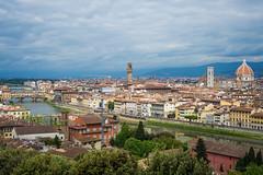 Firenze's landmarks (pghizzi) Tags: italy 50mm florence europa italia tuscany firenze nikkor f18 florena primelens