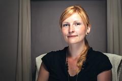Barbora (Tomas.Kral) Tags: portrait woman girl beautiful canon 50mm blond strobe speedlite 5dmarkii yn560ii