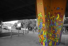 Lige B&C (JTPhotographe) Tags: red wallpaper black colors graffiti early julien mix nikon noir wallpapers couleur luik moring lige lttich thys d7k d7000 citardente jtpic nikond7000 jtphotographe julienthys