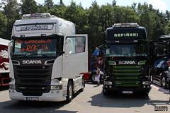 Scania R Streamline REPISKI (PL) (magicv8m) Tags: transport trans tuning lkw tir