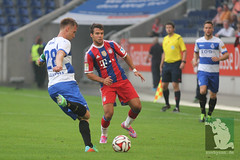"""Vorbereitungsspiel MSV Duisburg vs. FC Bayern Muenchen • <a style=""""font-size:0.8em;"""" href=""""http://www.flickr.com/photos/64442770@N03/14528593340/"""" target=""""_blank"""">View on Flickr</a>"""