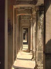 Angkor Wat Colonnade