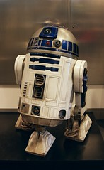 r2d2 (Photo: Han Shot First on Flickr)