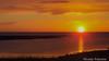 Catching the very first rays (Nicolas Valentin) Tags: uk morning light summer cloud sun mer clouds sunrise scotland marine aqua europe kayak mood alba adventure explore kayaking eastcoast ecosse kayakfishing aplusphoto kayakscotland kayakfishingscotland runshine