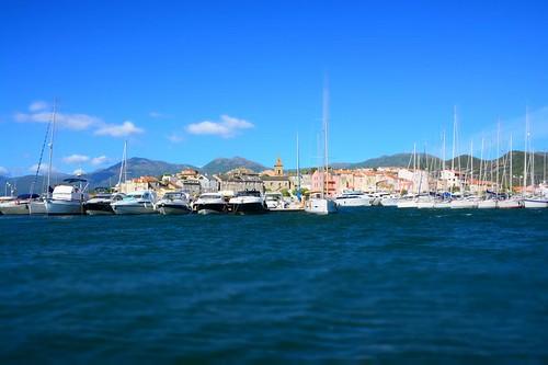 Harbour of Saint-Florent (Corsica, France 2014)