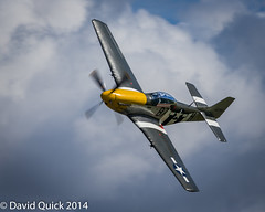 Wings and Wheels 2014 press preview-28 (DavidQuick) Tags: uk england surrey airshow mustang airfield p51 presspreview wingswheels dunsfoldpark ferociousfrankie copyrightdavidquick2014