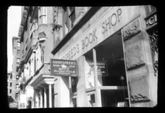 ms1950s AA-48 (ndpa / s. lundeen, archivist) Tags: street city blackandwhite bw signs building film monochrome sign boston buildings blackwhite store massachusetts nick citylife streetlife books bookstore 1950s storefront 1957 storefronts stores bookshop sliceoflife bookstores libreria beaconstreet dewolf librerias nickdewolf photographbynickdewolf goodspeeds goodspeedsbookshop 18beaconstreet bostonbootmakers