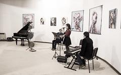 1-0434 (MiltonGraphics) Tags: arte guitarra galeria musica evento pintura exposicion cantante schalper