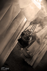Incienso... (E.M.Lpez) Tags: sepia mercedes monocromo andaluca alba agosto verano fe humo virgen jan cofrade virado 2014 procesin incienso fervor monaguillo monaguillos pontificia liturgia patrona devocin cofrada tnica coronacin procesional alcallareal virgendelasmercedes incensario sotana cannica cortejoprocesional desfileprocesional coronacincannicapontificia