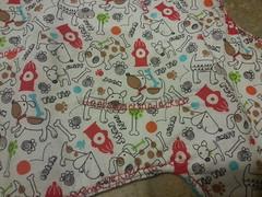 Jackson's dinner mat