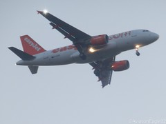 EasyJet A319 G-EZGP on approach to MAH (AviationEagle32) Tags: landing planes airbus takeoff menorca easyjet a319 planespotting menorcaairport gezgp