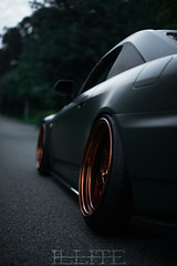 Trench Teaser (The Fourth Photography) Tags: honda s2k s2000 meister workwheels illite