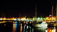 messina (nardocorse) Tags: barche porto colori messina notturno