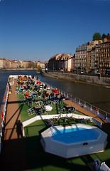 Lyon - Croisire sur la Sane (chanutdominique) Tags: city urban france europe lyon rhne 69 rhonealpes rhnealpes