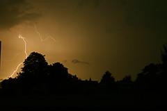 Gewitter ber Dbern (mareinho92) Tags: storm dangerous lightning blitz gewitter thunder gefahr