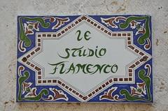 Orlans (Pietmio) Tags: studio dance nikon schild flamenco dans schule tanzen d5100 nikond5100