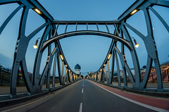 Dornheimer Brücke (piloba_imagines) Tags: hauptbahnhof brücke hbf darmstadt dornheimer