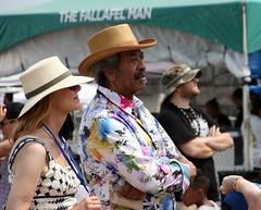 Allen Toussaint at the Newport Jazz Festival 2014, August 1-3, Newport, Rhode Island