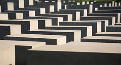 Shapes (stevefge) Tags: berlin monument holocaust blocks
