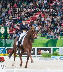 140827_Dressage_GPS_1595.jpg (FranzVenhaus) Tags: horses france fei normandie fra caen weg dressage