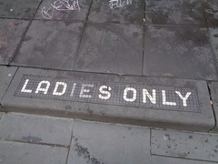 Ladies Only Seating