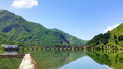 Sijung Lagoon, DPRK (Clay Gilliland) Tags: k tour north korea northkorea dprk northkoreatour dprktour