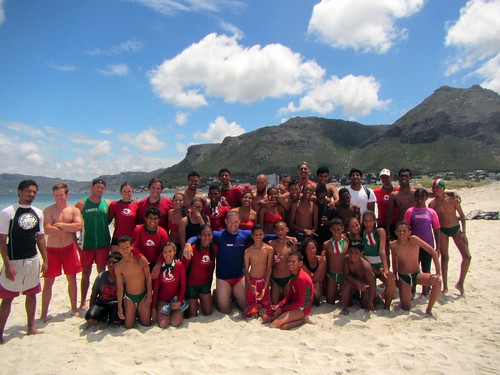 """False Bay Nipper vs Senior Competition Team Photo • <a style=""""font-size:0.8em;"""" href=""""http://www.flickr.com/photos/83071542@N06/14894925128/"""" target=""""_blank"""">View on Flickr</a>"""