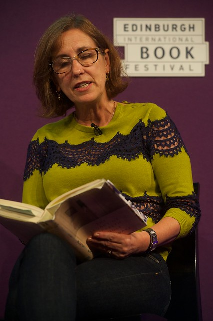Kirsty Wark reads from her novel