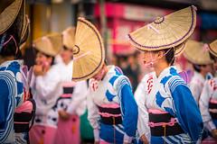 2014_08_30_Mitaka_AwaOdori_5D3_032_HD (Nigal Raymond) Tags: festival japan dance  mitaka matsuri awaodori      fudouren nigalraymond wwwnigalraymondcom 5dmk3 5d3 sakuraren  mitakaren awaodori2014 bikkuriren